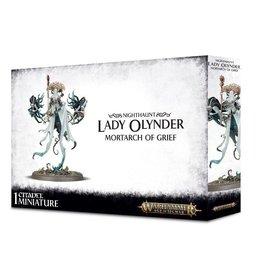 Games Workshop Nighthaunt Lady Olynder. Mortarch of Grief