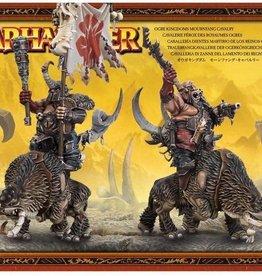 Games Workshop Ogre Kingdom Mournfang Cavalry