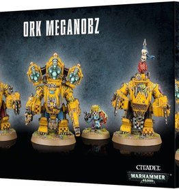 Games Workshop Orks Meganobz