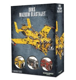 Games Workshop Orks Wazbom Blastajet