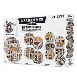 Games Workshop Sector Mechanicus: Industrial 32mm. 40mm. & 60mm