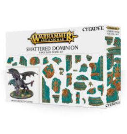 Games Workshop Shattered Dominion: Large Base Detail Kit