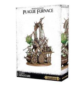 Games Workshop Skaven Pestilence Plague Furnace