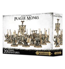 Games Workshop Skaven Pestilence Plague Monks
