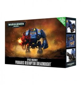 Games Workshop Space Marines Primaris Easy to Build Redemptor Dreadnought