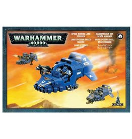 Games Workshop Space Marines Land Speeder