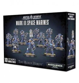 Games Workshop Space Marines Mark III Space Marines