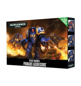 Games Workshop Space Marines Primaris Easy to Build Aggressors