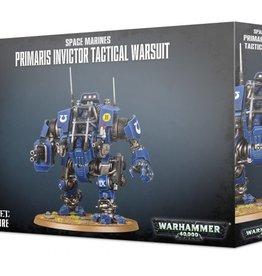 Games Workshop Space Marines Primaris Invictor Tactical Warsuit