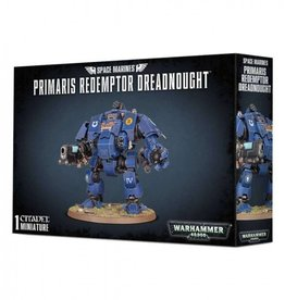 Games Workshop Space Marines Primaris Redemptor Dreadnought