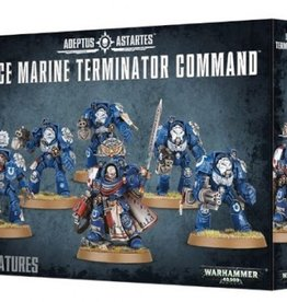 Games Workshop Space Marines Terminator Command