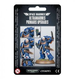 Games Workshop Space Marines Primaris Ultramarines Upgrades