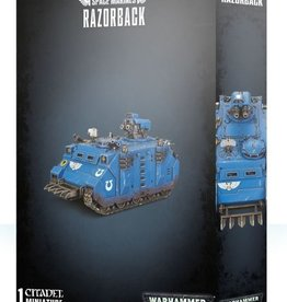 Games Workshop Space Marines Razorback