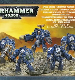 Games Workshop Space Marines Terminator Close Combat Squad