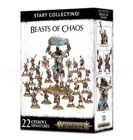 Games Workshop Start Collecting! Beasts of Chaos