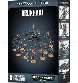 Games Workshop Start Collecting! Drukhari