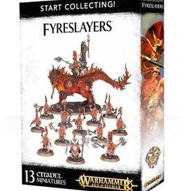 Games Workshop Start Collecting! Fyreslayers