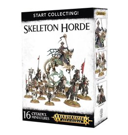 Games Workshop Start Collecting! Skeleton Horde