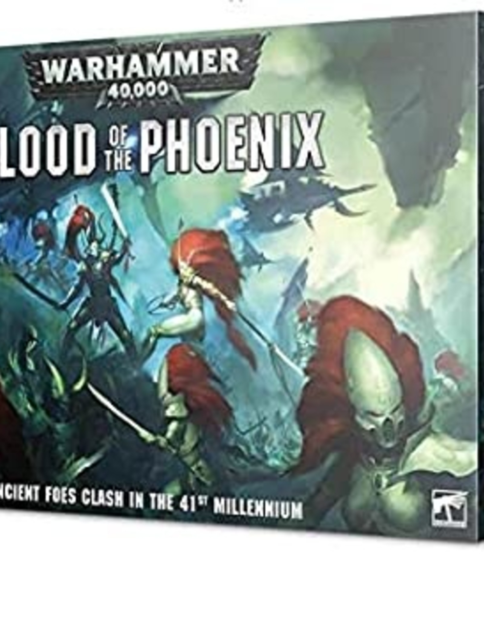 Games Workshop Warhammer 40.000 Blood of the Phoenix