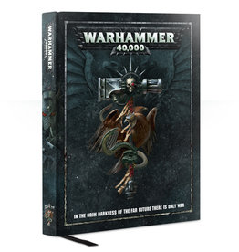 Games Workshop Warhammer 40.000 Rulebook