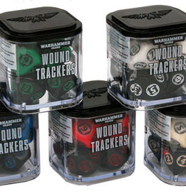 Games Workshop Warhammer 40.000 Wound Trackers