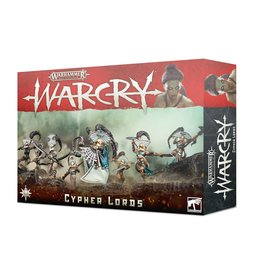 Games Workshop Warhammer Age of Sigmar Warcry Cypher Lords