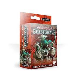 Games Workshop Warhammer Underworlds Beastgrave: Rippa's Snarlfangs