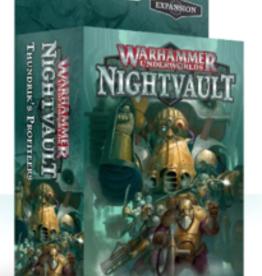 Games Workshop Warhammer Underworlds Shadespire Thundrik's Profiteers