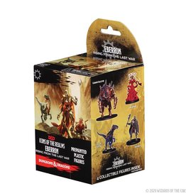 Wizkids D&D Icons of the Realms Eberron: Rising From the Last War Booster