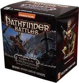Wizkids Pathfinder Battles Deskari, Demon Lord of Lucusts
