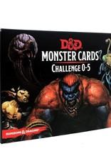 Gale Force Nine D&D 5th ed. Monster Cards Challenge 0-5