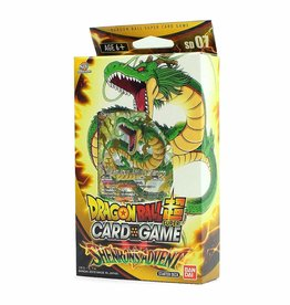 Bandai Dragonball Super card Game Starter Shenron's Advent