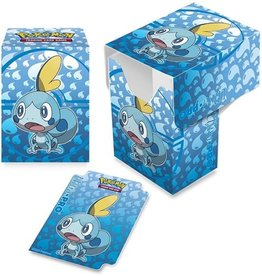 Ultra Pro Deck Box Pokemon Sword & Shield Galar Starters Sobble