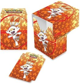 Ultra Pro Deck Box Pokemon Sword & Shield Galar Starters Scorbunny