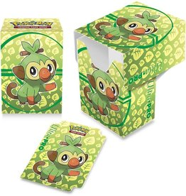 Ultra Pro Deck Box Pokemon Sword & Shield Galar Starters Grookey