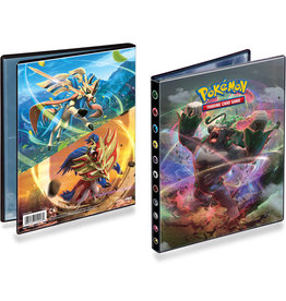 Ultra Pro Portfolio Pokemon Sword & Shield Rebel Clash 4-Pocket