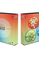 "Ultra Pro 2"" Album Pokemon Sword & Shield Galar Starters"