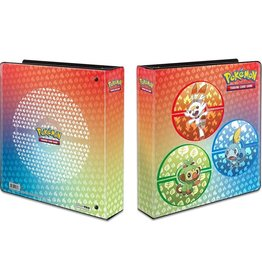 Ultra Pro Binder 2 Album Pokemon Sword & Shield Galar Starters