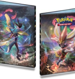 Ultra Pro Portfolio Pokemon Sword & Shield Rebel Clash 9-Pocket