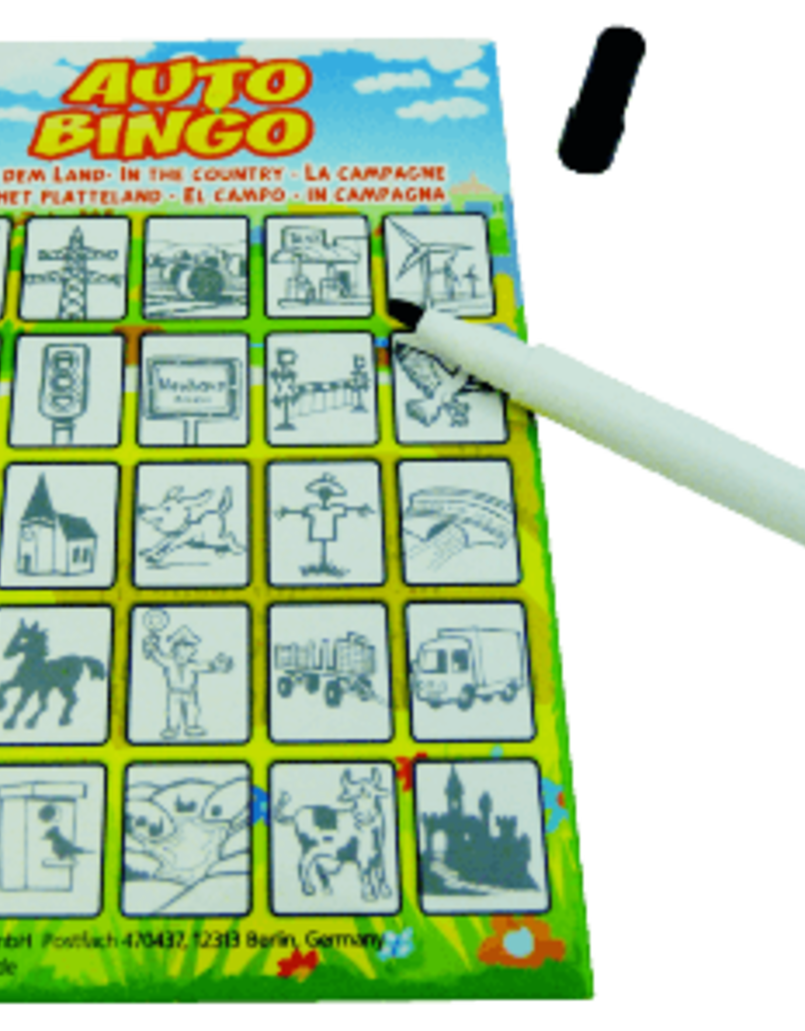 999-Games Auto Bingo (NL)