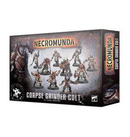 Games Workshop Necromunda Corpse Grinder Cult
