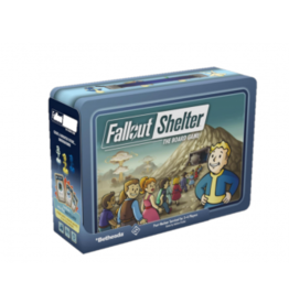 Fantasy Flight Games Fallout Shelter The Boardgame