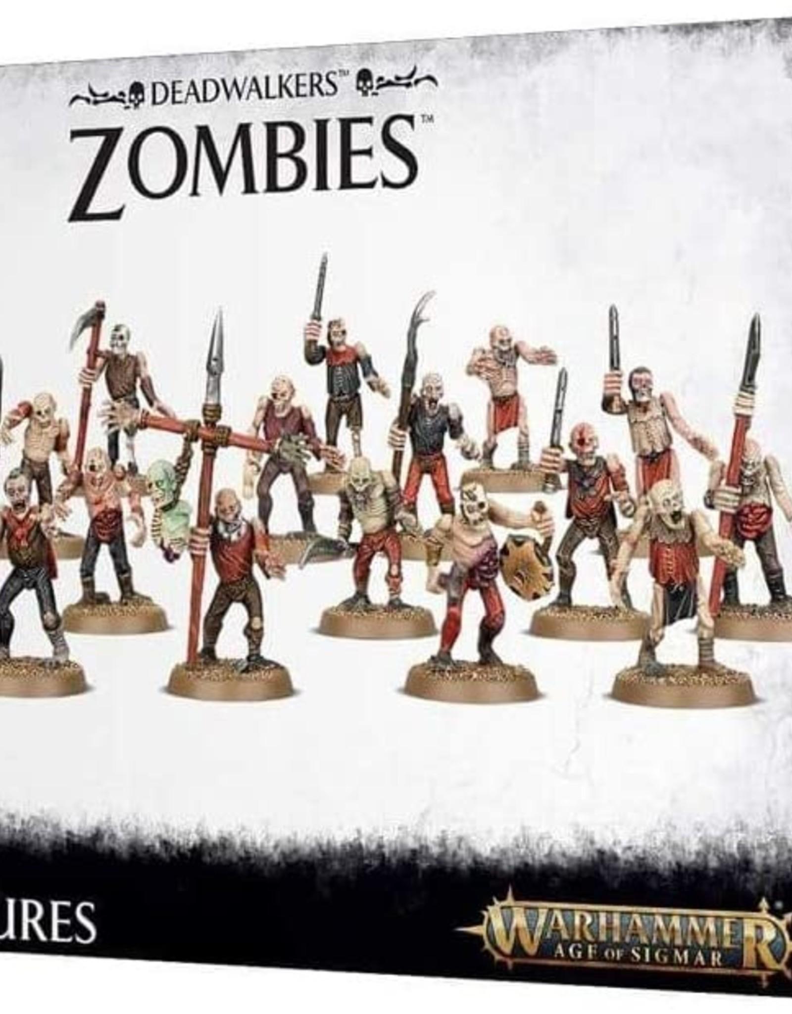Games Workshop Deadwalkers Zombies