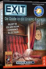 999-Games EXIT: De Dode in de Oriënt Express (NL)