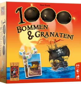 999-Games 1000 Bommen en Granaten (NL)