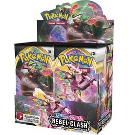 Pokemon USA POK S&S Rebel Clash Boosterbox