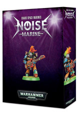Games Workshop Chaos Space Marines Noise Marine