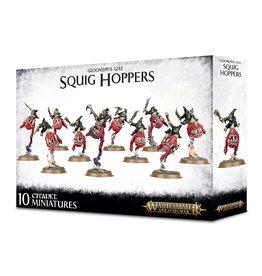 Games Workshop Gloomspite Gitz Squig Hoppers