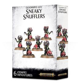Games Workshop Gloomspite Gitz Sneaky Snufflers