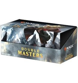 Wizards of the Coast MtG Double Masters Booster Box (24 packs)